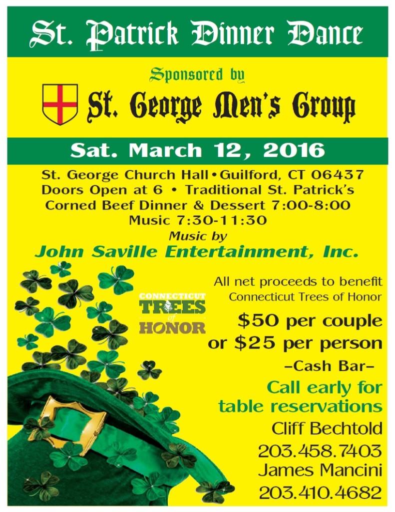 St. Patrick's Day 2016A