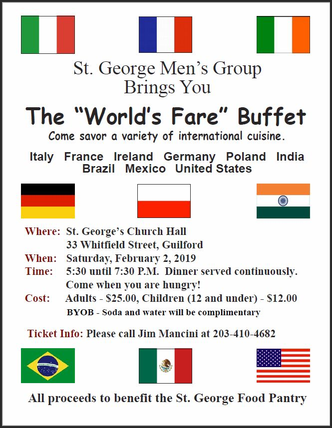 World's Fare 2019